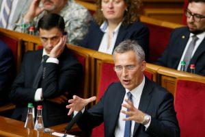 NATO: Rusija pažeidė stabilumą Europoje