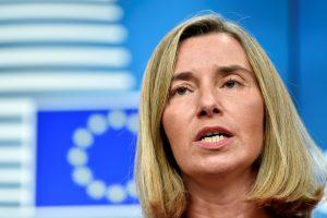 ES pratęsė pabėgėlių gelbėjimo operaciją iki 2018 metų