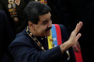 Venesuelos prezidentas atšaukė pasirodymą Žmogaus teisių taryboje