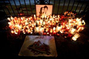 Slovakijos prezidentas po žurnalisto nužudymo: pokyčiai Vyriausybėje arba nauji rinkimai
