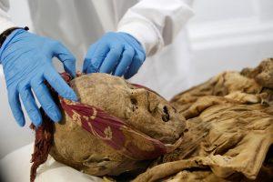 Egipte senovinėse kriptose rasta dešimtys mumijų