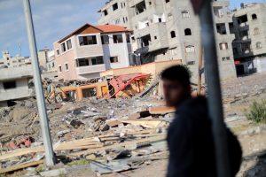 Gazos Ruože nepaisant pranešimų apie paliaubas nesiliauja smurtas