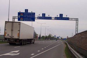 """""""Via Baltica"""" rekonstrukcija: nurodė, kas bus daroma"""