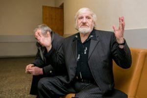 V. Šustauskas išsiverkė teismo malonę