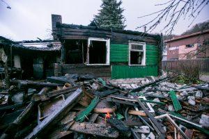 Gydytoja: gaisro rizika senatvėje yra gana didelė