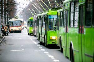 Patvirtinta: švenčių metu kauniečiams – nemokamas viešasis transportas