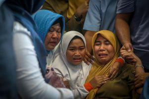 Po lėktuvo katastrofos Indonezijoje – naujos žinios