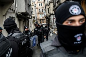 Belgijoje sulaikyta moteris, kaltinama terorizmu Europoje