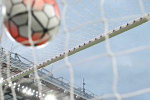 Britų vyriausybė remia planus rengti 2030-ųjų pasaulio futbolo čempionatą