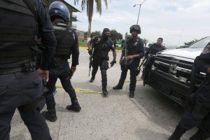 Savo namuose mirtinai subadytas Meksikos policininkas ir jo partnerė