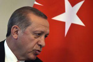 Kurdų pajėgų pažanga Sirijoje pykdo agresyvią Turkiją