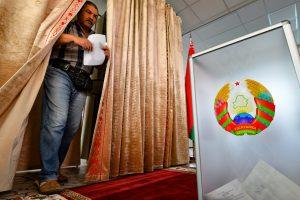 Baltarusijos opozicija: rinkimų rezultatai – masiškai klastojami