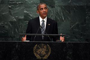 B. Obama: ukrainiečius įkvėpė Baltijos šalys ir Lenkija