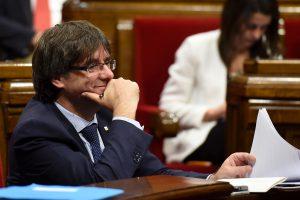 Katalonijai nebus leidžiama siekti nepriklausomybės