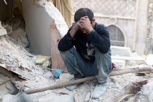 Sprogus džihadistų paliktam automobiliui žuvo mažiausiai 20 sirų