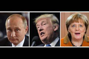 """""""Forbes"""": Putinas – galingiausias pasaulio lyderis"""
