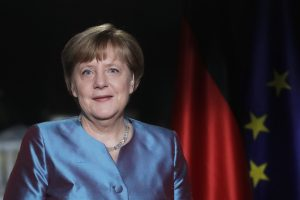 A. Merkel apie teroro išpuolius: apmaudu ir kelia pasibjaurėjimą