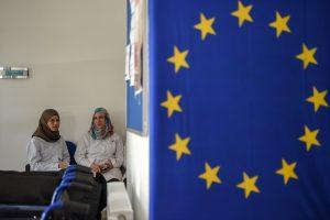 Dėl atsisakymo priimti pabėgėlius – nemalonumai trims ES narėms