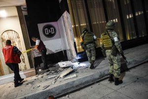 Galingo žemės drebėjimo Meksikoje aukų padaugėjo iki 15