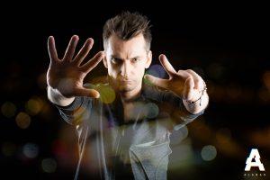 """A. Chošnau apie """"Eurovizijos"""" dainą: tai mostelėjimas ranka praeičiai"""