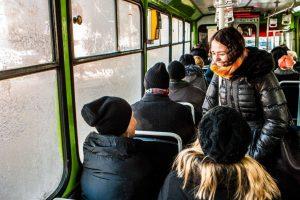 Per valstybines šventes Kaune – nemokamas viešasis transportas