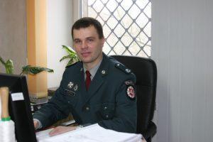 Joniškio policija turi naują vadovą