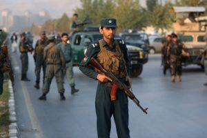 Afganistane – išpuolis prieš policijos postą: žuvo aštuoni pareigūnai