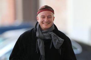 Aukščiausias apdovanojimas už žurnalistinę veiklą – D. Vildžiūnui
