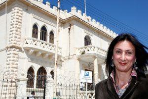 Po žurnalistės nužudymo Maltoje – ES perspėjimai