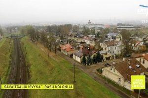 Mažiau žinomas Vilnius: susipažinkite su žavinga Rasų kolonija