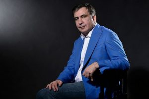 M. Saakašvilis rado naują darbą – skaitys paskaitas Nyderlanduose