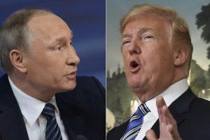 D. Trumpas po kritikos bangos: Rusija siekė paveikti JAV rinkimus