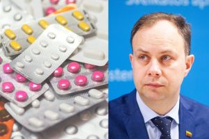 A. Veryga išgirdo kritiką: atidėjo naują kompensuojamųjų vaistų skyrimo tvarką