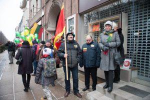 Kaunas Vasario 16-ąją švenčia, kaip dar niekad nešventė