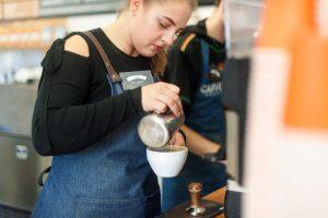 Baristė Ema: kavos pasaulis kupinas įdomybių