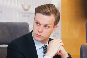 G. Landsbergis: į R. Karbauskio teiginius turi reaguoti teisėsauga