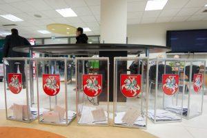 Marijampolės mero rinkimams – 356 tūkst. eurų