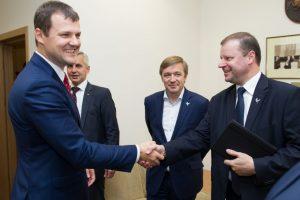 Socialdemokratai traukiasi iš valdančiosios koalicijos (papildyta)