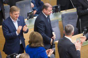 Šimtas Seimo dienų ne politikų akimis