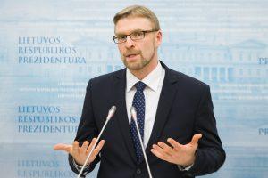 Naujasis ministras: kovoti su skurdu padės tarpusavio glaudūs ryšiai