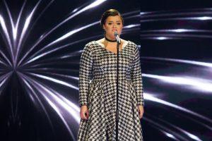 """""""Eurovizijoje"""" dalyvaujanti V. Iljinaitė: esu subrendusi atlikėja"""