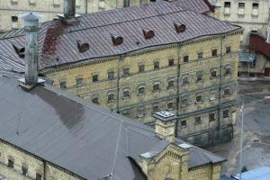 Bausmės sulaukė prokurorei ir teisėjai grasinę kaliniai