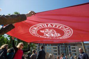 Vytauto Didžiojo ir Edukologijos universitetai sutarė dėl jungimosi