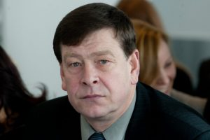 """""""Darbietis"""" V. Bukauskas jungiasi prie """"Tvarkos ir teisingumo"""" frakcijos Seime"""