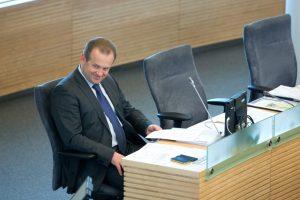 S. Skardžiuvienės viza į Baltarusiją rūpinosi Seimo kanceliarija