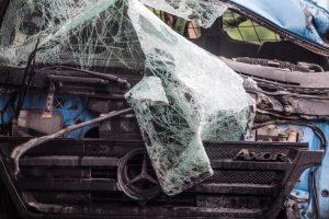 Klaipėdoje sunkvežimis sužalojo pėsčiųjų perėja ėjusį jaunuolį