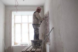 Panevėžyje atliekant remontą namo sienoje rasta gyvsidabrio
