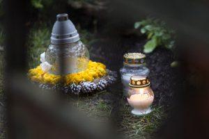 Lazdijuose per gaisrą žuvo vyras