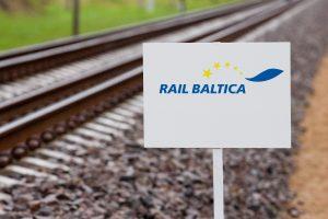 """Per pusmetį Baltijos šalys turi užsitikrinti """"Rail Balticos"""" finansavimą"""