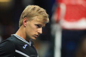 L. Mugevičius Tuniso turnyre finalo nepasiekė
